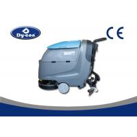 Quality Hand Held Battery Powered Floor Scrubber , Cordless Floor Scrubbing Equipment wholesale
