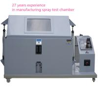 Quality Intelligent Auto Corrosion / Salt Spray Test Chamber Can Monitor In Office KM-F-60C wholesale