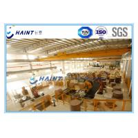 Quality Paper Mill Kraft Paper Roll Wrapping Machine , Full Automatic Paper Roll Packing Machine wholesale