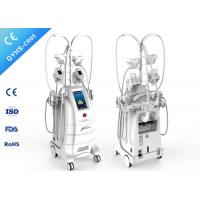 Quality Clinic Cryolipolysis Fat Freeze Slimming Machine / Cellulite Reduction Machine wholesale