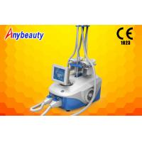 Cheap 10'' Cryolipolysis fat freeze slimming machine for weight loss , Two handpieces can work together at the same time for sale