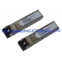Quality 2.15 Gbps multimode SFP fiber transceiver For FTTX , 550M Transmission Distance wholesale