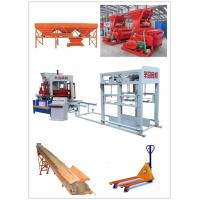 Quality SENTAI Offer brick making machine price wholesale