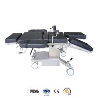 Cheap Manual Movable Hydraulic Operation Theatre Table , Surgical Hydraulic Exam Table for sale