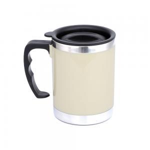 Quality 400CC Metal Insulated Coffee Mugs wholesale