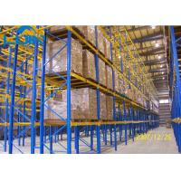 Buy cheap Warehouse cold rolled steel Pallet Industrial Storage Rack 800KG - 5000KG product