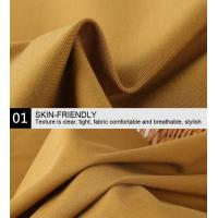 Quality NR Ponte De Roma Knit Fabric Rayon Spandex Knit Double Dyed Finishing wholesale