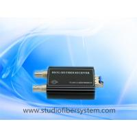Quality Mini 3g sdi over fiber extenders support SMPTE-424M standard, full HD 1080P-60HZ SDI signal transmission without delay wholesale