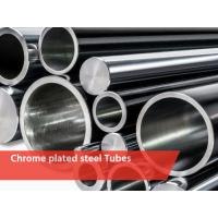 China Hydraulic Cylinder Honed Steel Pipe Inner Chrome Plated Steel Tube Suppliers for sale