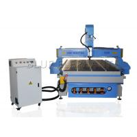 Quality 1325 3d cnc router 3 axis , cnc balsa wood cutting machine for acrylic plywood easy to use wholesale
