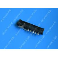 Buy cheap Customize Black Wire To Board Connectors Crimp Type 22 Pin Jst For PC PCB from wholesalers