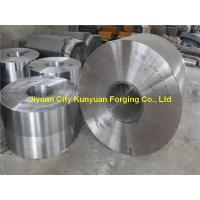 Carbon Alloy Steel Die Casting Heavy Steel Disk Forging For Weapon Diameter 300 - 1600mm ISO 9001 - 2008