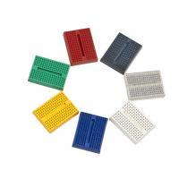 Buy cheap Mini Reusable Full Color Electronics Breadboard Kit Without Buckle from wholesalers