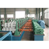 Quality Automatic Highway Guardrail Roll Forming Machine With 10 Ton Hydraulic De-Coiler wholesale