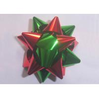 "Quality Multi material and colors gift decoration star bow christmas decoration 2"" - 4"" wholesale"