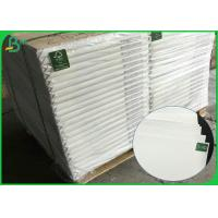 China FSC Approved Virgin Wood 61*86cm 55gsm 60gsm Offset Printing Paper For Notebook on sale