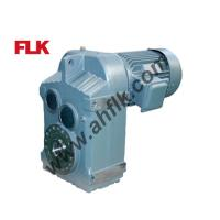 China Shaft-Mounted Geared Motor F Type on sale