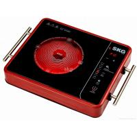 China Stainless Steel Electric Ceramic Cooker with Handle design on sale