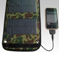 Quality China Solar Energy /Folding Portable USB Mobile Phone Solar Panel Charger wholesale