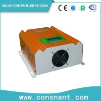 Quality Overcharge Protection Solar Power Charge Controller 50 - 200A PWM  96 - 480V DC wholesale
