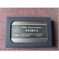 Cheap Benz C4 2011 STAR Scanner Mercedes Benz Star Diagnostic Tool MB SD Connect for sale