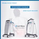 Quality Tendon-related pain Pain Free Trochanteric Tendinopathy Shockwave Therapy Machine AC110V / 220V wholesale