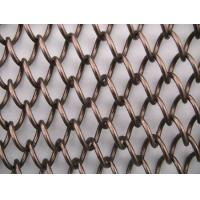 Cheap decorative metal mesh,decorative wire mesh for divider,outdoor curtain wall4-8mm for sale