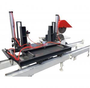 Buy cheap Round Log Table Circular Saw Mill Machine TC1500 Twin blades circular sawmill from wholesalers