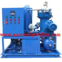 China Disc-Centrifugal Oil Separator, Oil Purifier on sale