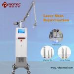 Quality Pore Remover Co2 Laser Skin Resurfacing Machine Rf Tube 30 Watt Privacy Treatment Lazer Machine wholesale