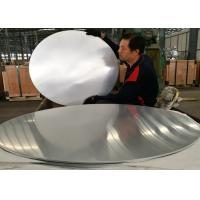 Quality Large Polishing 1070 Round Aluminum Sheet Light Weight For Kitchen Utensils wholesale