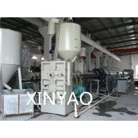 China Full Automatic Hdpe Pipe Production Line / Single Screw Extrusion on sale