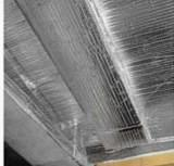 China thermal insulation for roof /basement/attic  good quality aluminum foil on sale