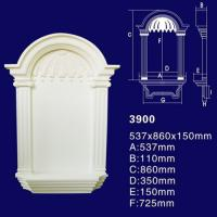 Quality 3900 Modern Home Interior Decorative Polyurethane Material Niche wholesale