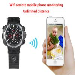 Y31 16GB 720P WIFI IP Spy Watch Hidden Camera Recorder IR Night Vision Home Security Wireless Remote Video Monitoring