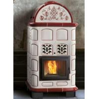Quality 10KW Easy Operation Freestanding Wood Fireplace Remote Control For Heating wholesale
