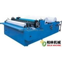 China Series of Embossing Rewinding and Perforating Toilet Paper Machine on sale