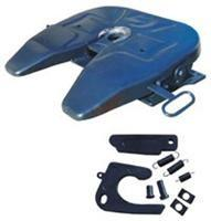 Quality Trailer And Truck 5th Wheel hitch Plate Semi Trailer Parts Saddleseat wholesale