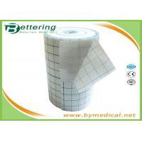 Quality Medi Fix Spunlanced Wound Care Bandages , Non Woven Adhesive Fixing Tape Roll wholesale