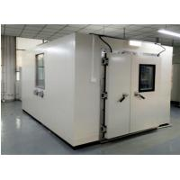 Buy cheap 27CBM Walk In  Test Chamber , Double Door Large Temperature Humidity Test Chamber from wholesalers