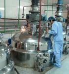 Quality 1 Ton / Hour Liquid Detergent Manufacturing Plant , Liquid Soap Making Machine wholesale