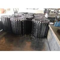 Buy cheap Food Grade Chain Mesh Conveyor Belt High Temperature And Acid And Alkali from wholesalers