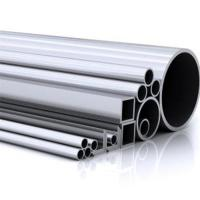 Buy cheap Industrial 6061 Anodized Aluminum Pipe , T6 Extruded Aluminum Round Tubing from wholesalers
