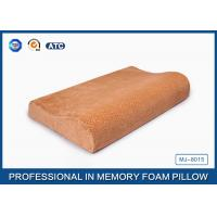 Original Contour Nursing Cervical Orthopedic Memory Foam Pillow , Standard Size