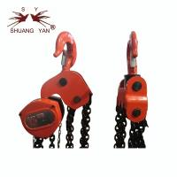 China Big Capacity Hoist Lifting Devices Equipment Economical Slim Shape on sale