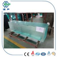 Quality Low iron float glass panel with CE,AS/NZS,CCC certificate , greenhouse glass panels wholesale