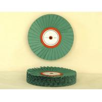 Quality cheaper price bias open sisal cotton polishing wheel ,bias cloth buff wheel wholesale