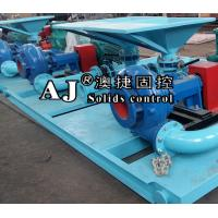 Quality Professional drilling mud mixing pump in oilfield & jet mud mixer price & venturi hopper & mud mixer pump for drill well wholesale