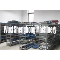 Quality PLC Sheet Metal Roll Forming Machine For Producing Corrugated Wave Roof Panel wholesale