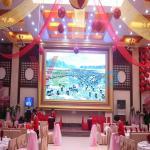 Quality Remote Control Indoor Full Color LED Display P10 Led Module AC 110V - 220V DP5020 wholesale
